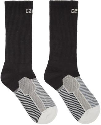 C2H4 Grey Time Supervisor Expert Socks