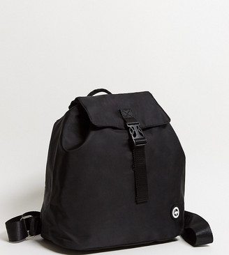 Hype exclusive backpack in black nylon