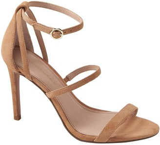 Banana Republic Bare High-Heel Sandal