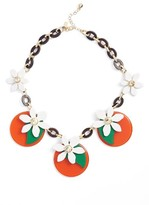Kate Spade Women's Citrus Crush Statement Necklace