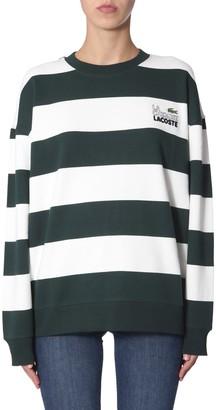Lacoste L!Ve L!VE Crew Neck Sweatshirt
