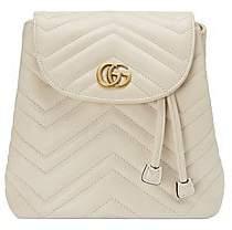 Gucci Women's GG Marmont Matelassé Backpack