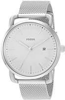 Fossil Women's 'Commuter' Quartz Stainless Steel Casual Watch