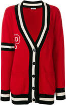 P.A.R.O.S.H. striped button cardigan
