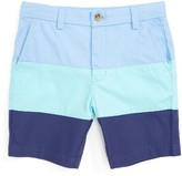Vineyard Vines Toddler Boy's Tricolor Breaker Twill Shorts