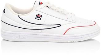 Fila Men's Tennis 88 Contrast Piping Sneakers