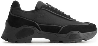 Arket Chunky Suede Trainers