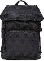 Valentino Black Star Backpack