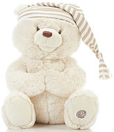 "Gund 15"" Plush Animated Goodnight Prayer Bear"