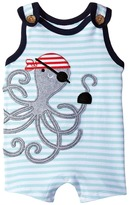 Mud Pie Pirate Octopus Romper Boy's Jumpsuit & Rompers One Piece