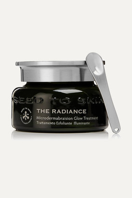 SEED TO SKIN The Radiance Microdermabrasion Glow Treatment, 50ml