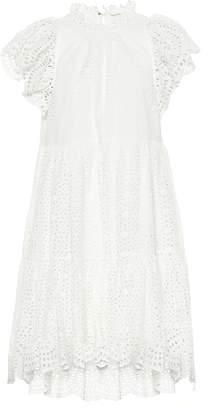 Ulla Johnson Nora eyelet cotton dress