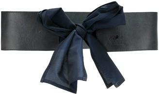 Gianfranco Ferré Pre Owned Leather Ferre Belt
