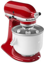 KitchenAid Ice Cream Stand Mixer Attachment