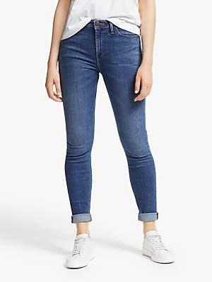 Lee Scarlett High Waist Skinny Jeans, Mid Copan