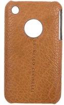 Brunello Cucinelli Leather iPhone 4 Case