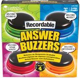 Learning Resources Recordable Answer Buzzers Set