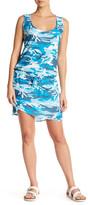 Letarte Camo Print Dress