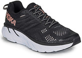 Hoka One One Clifton 6 women's Running Trainers in Black