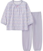 Uniqlo Toddler Long Sleeve Pajamas