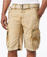 Affliction Men's Battleship Cargo Shorts