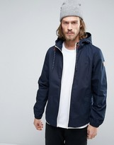 Element Alder Hooded Jacket in Navy