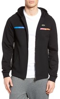 Lacoste Men's Lifestyle Double Face Fleece Hoodie