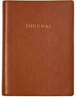Eccolo Embossed Leather Journal - Lined