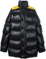 Raf Simons oversized padded coat