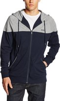 HUGO BOSS Men's Zip-Thru Hooded Jacket
