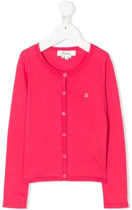 Bonpoint Relaxed-Fit Cardigan