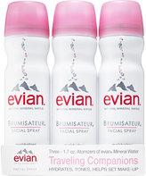 Evian Travel Trio