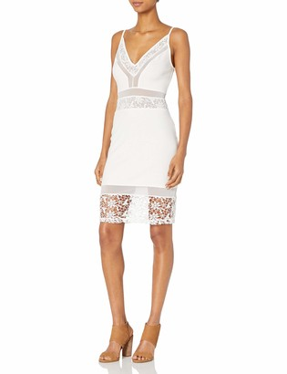 French Connection Women's Noland Layer Jersey Dress