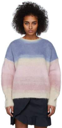 Etoile Isabel Marant Multicolor Drussell Sweater