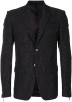 Givenchy floral lace two-piece suit - men - Cotton/Polyamide/Polyester/Viscose - 46