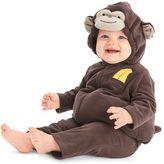 Carter's Baby Fleece Monkey Costume