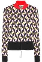 Marni Cotton-blend bomber jacket
