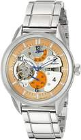 Orient Men's YFH03002M Star Retro-Future Yellow Automatic Watch
