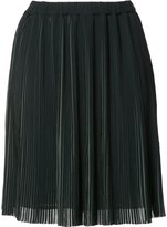 Just Female pleated mini skirt - women - Polyester - M