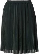 Just Female pleated mini skirt