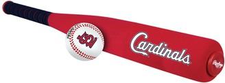 Rawlings Sports Accessories St. Louis Cardinals Foam Bat & Baseball Set