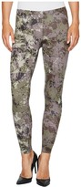 Hue Camo Cotton Leggings Women's Casual Pants