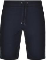 Giorgio Armani Jeans Jersey Shorts Blue