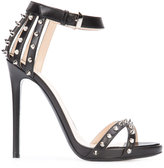 Philipp Plein studded sandals - women - Leather - 40