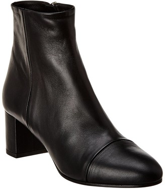 Theory Mo Leather Bootie