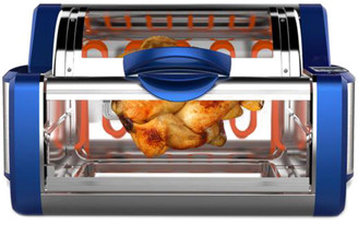 Nutrichef Digital Countertop Rotisserie & Grill Oven