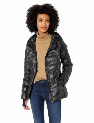 Jessica Simpson Women's Nylon Puffer Jacket