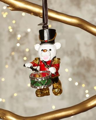 Michael Aram Drumming Bear Ornament