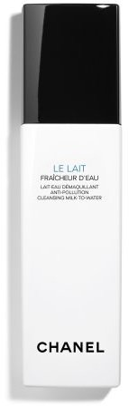 Chanel CHANEL LE LAIT FRAICHEUR D'EAU Anti-Pollution Cleansing Milk-to-Water