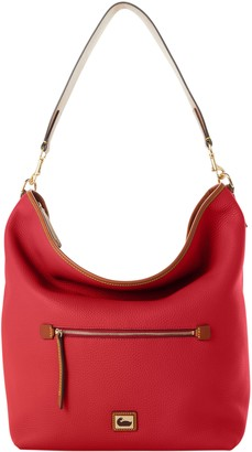 Dooney & Bourke Camden Pebble Large Hobo